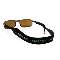 Croakies XL Croakies Eyewear Retainer, American Rivers